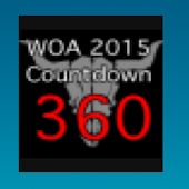 Countdown to WOA 2017