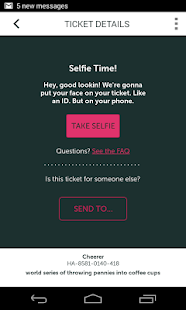 Ticketleap- screenshot thumbnail