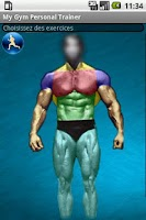Screenshot of My Gym Personal Trainer Free