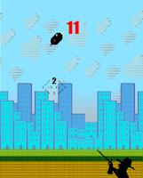 Screenshot of Ascii Birds
