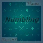 Theme eXperianse™- Numbling