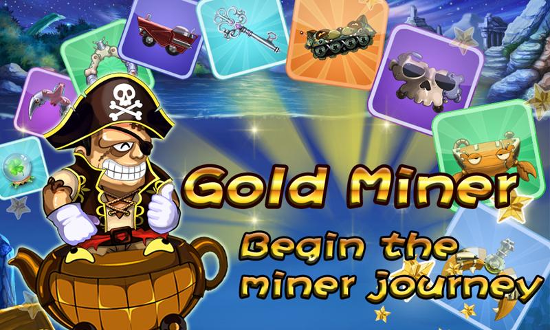 New Gold Miner - screenshot