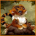 Baby Tiger LWP !! logo