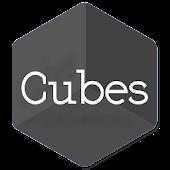 Cubes - Minimal Icon Theme