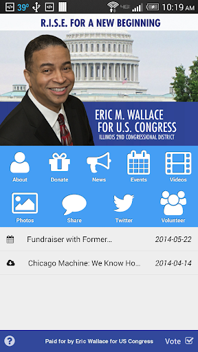 Eric Wallace for Congress