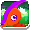 Dinosaur Games for Kids - Zoo icon