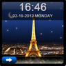 Eiffel Tower Go Locker Theme icon
