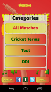 Word Jumble Cricket Players - screenshot thumbnail