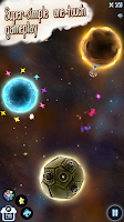 Screenshot of Little Galaxy