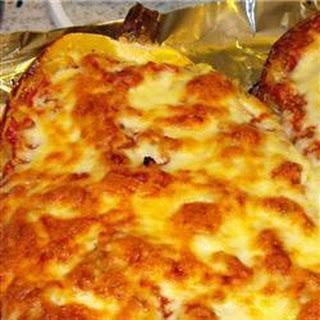 Italian-Style Baked Spaghetti Squash.