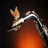 Saxophone Live wallpaper