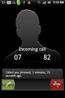 Screenshot of Caller Info Plus