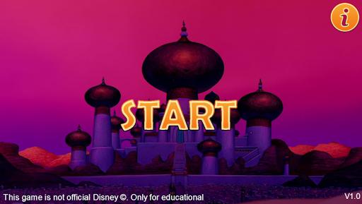 Abu Bonus Sega Aladdin