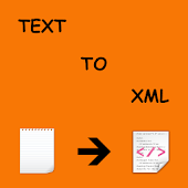 Text To XML