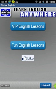 Learn Spoken English - Native - screenshot thumbnail