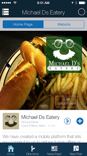Michael D's Eatery