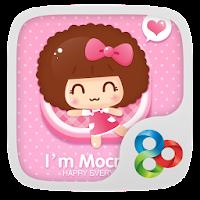 I'm Mocmoc GO Launcher Theme v1.0