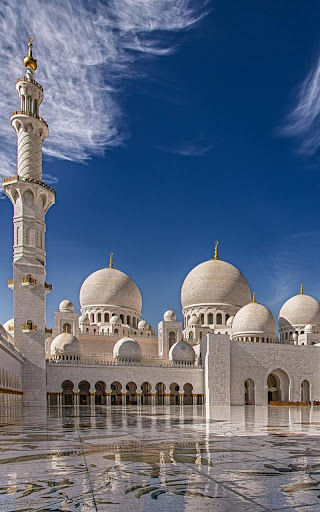 Mosque Live Wallpaper