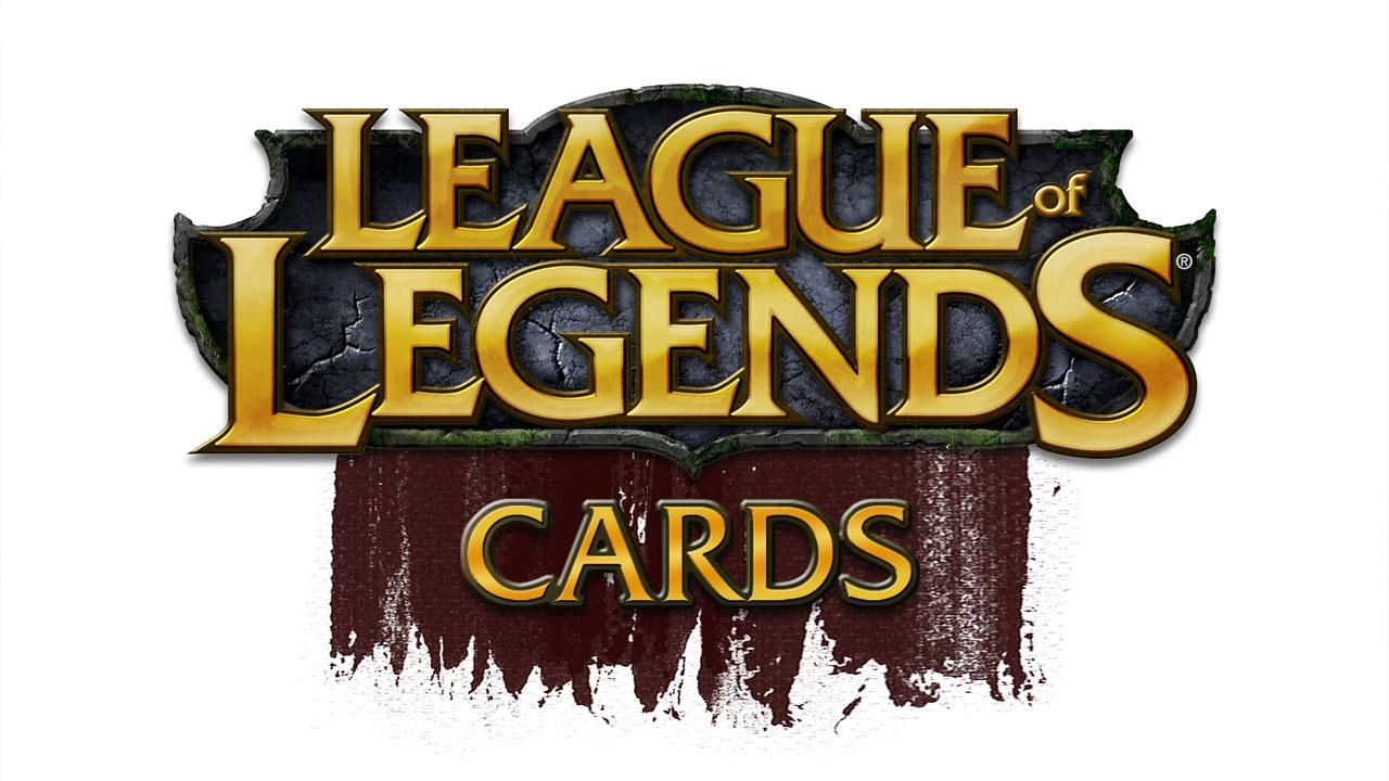 League of Legends Cards - screenshot
