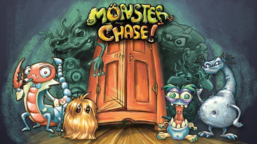 Monster Chase Lite- screenshot