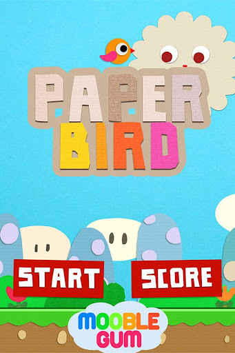 Paper Bird - Flippy Fly