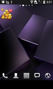 Kankid's Battery Widget- screenshot thumbnail