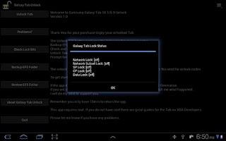 Screenshot of Tab 10.1 Unlock[Root Required]