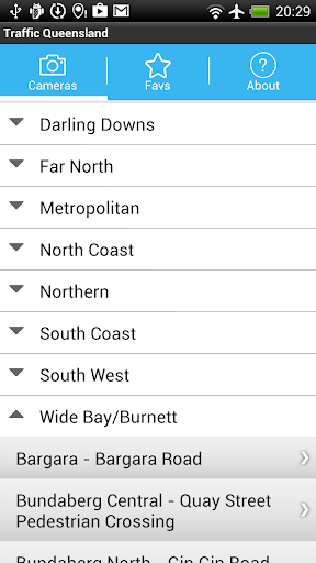 【免費交通運輸App】Live Traffic Brisbane-APP點子