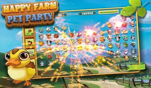 玩休閒App Happy Farm : Pets Party免費 APP試玩