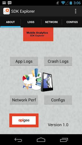 Mobile Analytics SDK Explorer