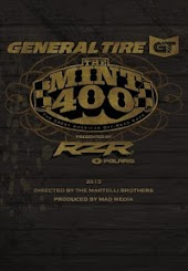 The 2013 General Tire Mint 400