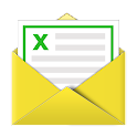 Contacts Backup--Excel & Email icon