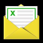 联系人备份--Excel和电子邮箱 icon