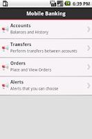 Screenshot of Generations Credit Union