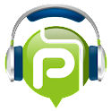 PVSTAR+ (YouTube Music Player) logo