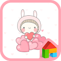 Heart dodol launcher theme icon
