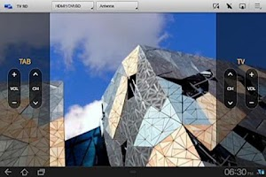 Screenshot of TVPlayer(TI)