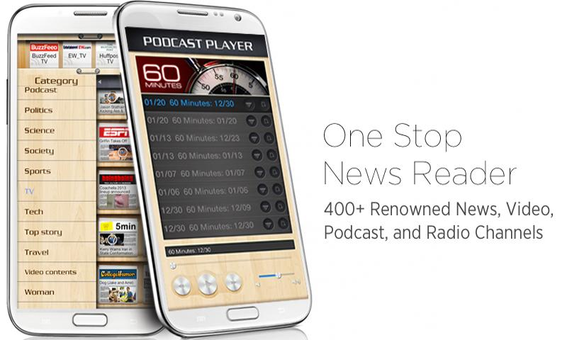 NewsAce Pro : RSS News Stand- screenshot