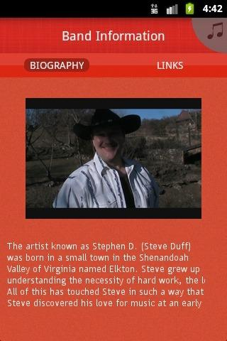 Stephen D. - screenshot