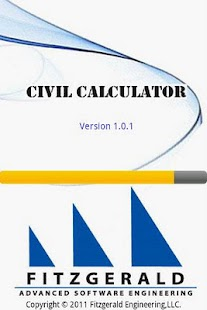 Civil Calculator- screenshot thumbnail