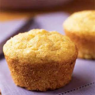 Banana Corn Muffins.