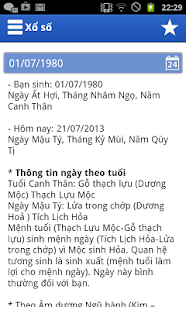 Xo so kien thiet tu dong - screenshot thumbnail