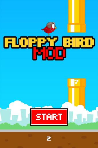 Floppy Bird Mod - Speed Pipes