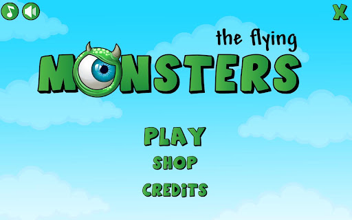 The Flying Monsters lite