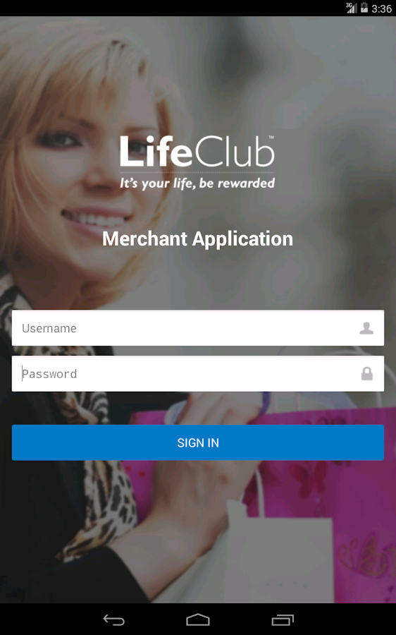 LifeClub Rewards- screenshot