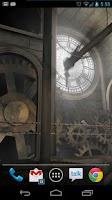 Screenshot of Clock Tower 3D Live Wallpaper