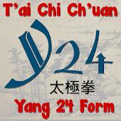 Tai Chi Yang 24 Form