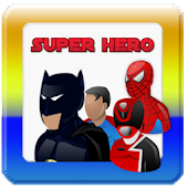 Super Hero : Memory Game