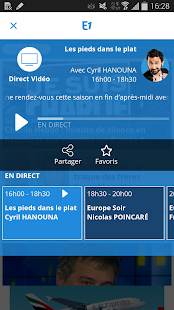 Europe 1 - screenshot thumbnail
