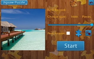 Screenshot of Jigsaw Puzzles Free